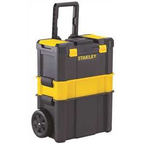 Stanley STST18631 Essential 19 in. 3-in-1 Detachable Mobile Work Box