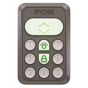 RYOBI GDA401 Wireless Indoor Keypad for Ryobi GD201