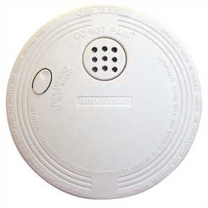 USI SS-770-6CC Universal Security Instruments Battery Operated Ionization Smoke and Fire Alarm Detectors