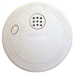 IONIZATION SMOKE AND FIRE ALARM 9 VOLT