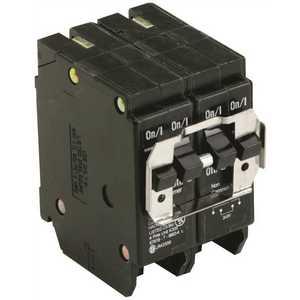 Eaton BQC230240 BR 1-30 Amp 2 Pole and 1-40 Amp 2 Pole BQC (Common Trip) Quad Circuit Breaker