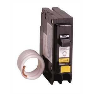 Eaton Corporation CL120GF 20 Amp 1 in. Single-Pole Ground Fault Type CL Circuit Breaker