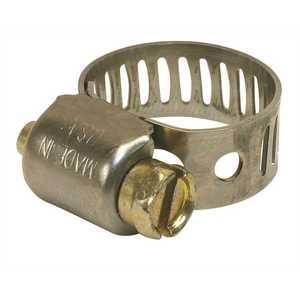 Breeze Clamp 3606 MINI HOSE CLAMP, 410 STAINLESS STEEL, 7/16 IN. TO 25/32 IN