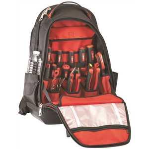 Milwaukee 48-22-8200 Jobsite Backpack Red