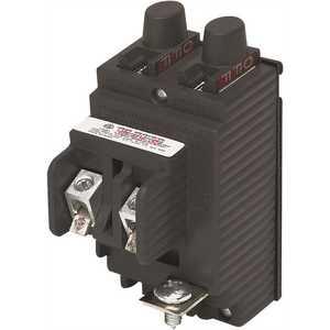Connecticut Electric UBIP2020 New UBIP Twin 20 Amp/20 Amp 1-Pole Pushmatic Replacement Circuit Breaker
