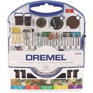 Dremel 709-02 SUPER ACCESSORY KIT Multi