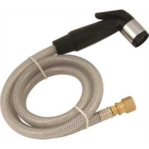 Proplus 80651 Universal Spray Head and Hose 48 in. Black