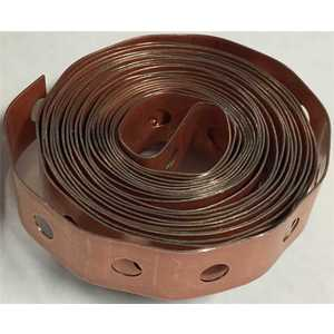 Greenfield 972-10 Copper Clad Hanger Straps, 24-Gauge