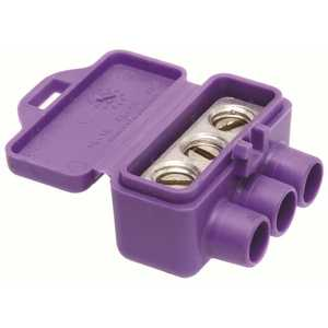 AlumiConn 95135.0 3-Port AL/CU Wire Connectors