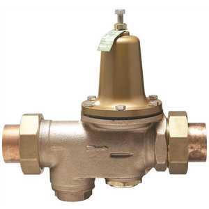 WATER PRESSURE REDUCING VALVE, SERIES LF25AUB, 1 IN. LEAD FREE