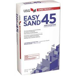 Sheetrock 384210 18 lb. Easy Sand 45 Lightweight Setting-Type Joint Compound
