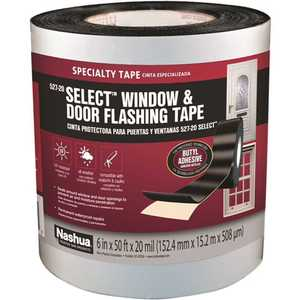 Nashua Tape 1343003 6 in. x 50 ft. Select Window and Door Flashing Tape