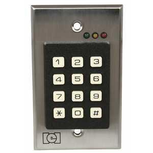 INTERNATIONAL ELECTRONICS 0-211111 IEI DOOR-GARD INDOOR SYSTEM, 120 USER CONTROLS DEVICES