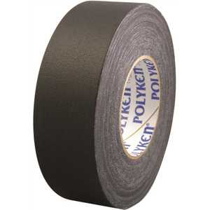 Polyken 1198746 1.89 in. x 54.7 yds. 510 Professional-Grade Gaffer Tape in Black