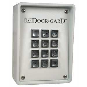 INTERNATIONAL ELECTRONICS 0-211466 IEI DOOR-GARD RUGGED OUTDOOR KEYPAD SYSTEM, 120 USER