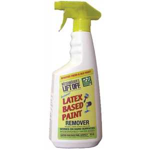 MOTSENBOCKER'S Lift Off 413-01 Lift Off 22 oz. Latex Paint Remover Colorless