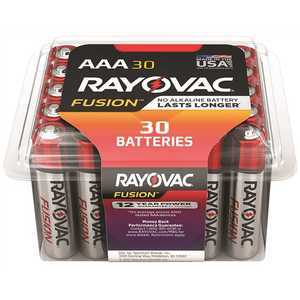 SPECTRUM 824-30PPFUSK FUSION 1.5-Volt Alkaline AAA Premium Battery