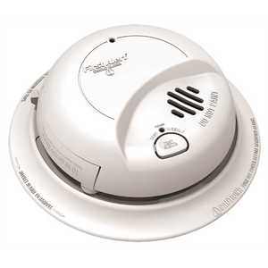 First Alert 9120LBL 10-Year Lithium Battery Ionization Sensor Smoke Alarm