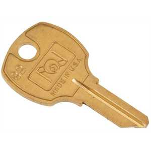 Compx Security D8785 5 Disc Tumbler Pass Key Blank