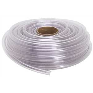 Sioux Chief 900-01203C01005 5/8 in. x 1/2 in. x 100 ft. Clear PVC Tubing