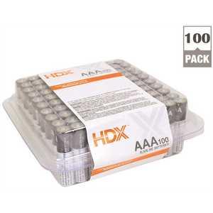 HDX 7171-100S Alkaline AAA Battery