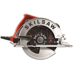 SKILSAW SPT67WE-01 15 Amp Corded Electric 7-1/4 in. Circular Saw with 24-Tooth SKILSAW Carbide Blade