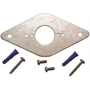 Atlanta Special Products 7610 HOSE BIBB MOUNTING PLATE