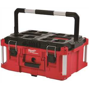 Milwaukee 48-22-8425 22 in. Packout Large Tool Box Red