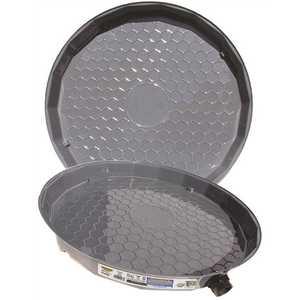 VIZCO US VP23-P Pro Series 23 in. Water Heater Pan Gray