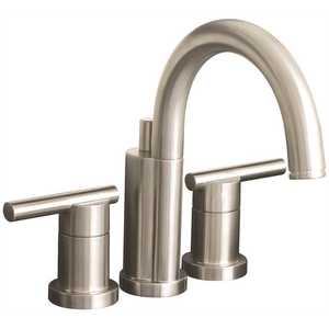 Premier 65421W-7101 Essen 4 in. Centerset 2-Handle Bathroom Faucet in Brushed Nickel
