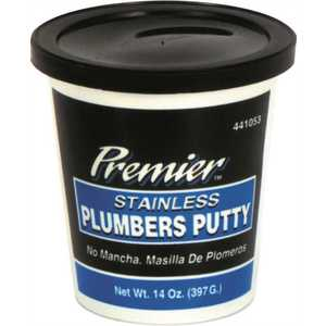 Premier 043003 STAINLESS PLUMBERS PUTTY 14 OZ