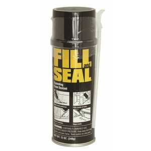 Dow Chemical 157860 FILL & SEAL EXPANDING SPRAY FOAM SEALANT ADHESIVE 20 OZ