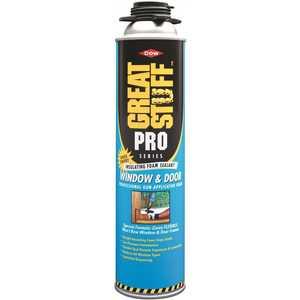 GREAT STUFF PRO 187273 20 oz. Window and Door Insulating Foam Sealant