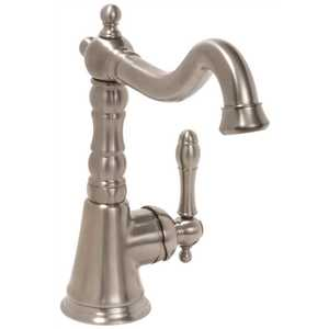 Premier 65468W-0101 Charlestown Single-Handle Bar Faucet in Brushed Nickel
