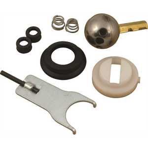 BrassCraft IB-133462 Repair Kit for Delta Crystal Knob Handle Single-Lever Faucets