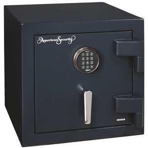 AMSEC AM2020E5 HOME SECURITY SAFES 1 SHELF WITH ESL5 ELECTRONIC LOCK blue