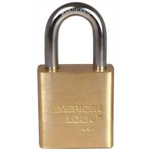 5560 Series 1-3/4 in. Solid Brass Padlock Body KD