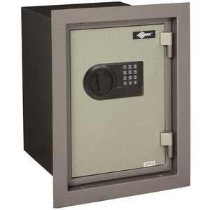 "AMSEC WFS149E5LP E5LP ELEC LOCK SAGE 14""X9"" Black, Gray, Sage"