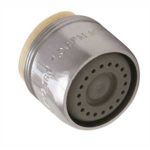 NIAGARA N3205N Dual Thread 0.5 GPM Needle Spray Standard Faucet Aerator - pack of 6