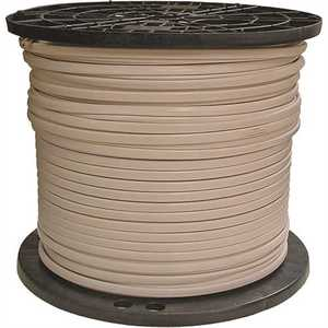 Southwire 28828201 1000 ft. 12/2 Solid Romex SIMpull CU NM-B W/G Wire