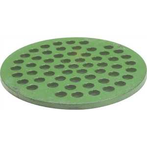 PRIER PRODUCTS P-325-634 CAST IRON FLOOR DRAIN COVER 6-3/4 IN.