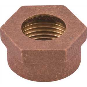 Proplus 2489383 7/8 in. Brass Ballcock Coupling Nut Pack of 10