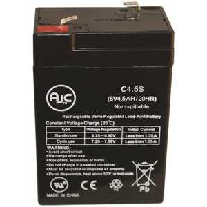Lithonia Lighting ELB 1228 ELB 1228 12-Volt Lead Calcium Replacement Battery