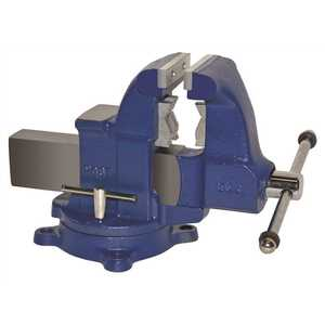 Yost 32C 4-1/2 in. Heavy-Duty Combination Pipe and Bench Vise - Swivel Base