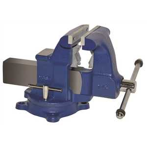 Yost 65C 6-1/2 in. Medium Duty Tradesman Combination Pipe and Bench Vise - Swivel Base
