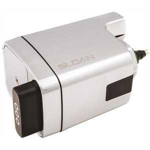 Sloan 3325500 Battery Powered Sensor-Activated Single-Flush Retrofit Conversion Kit Chrome