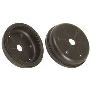 Proplus 143017 Garbage Disposal Splash Guard Fits InSinkErator Black