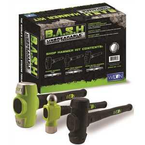 WILTON 11112 B.A.S.H Shop Hammer Kit