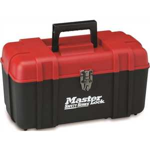 Master Lock Company S1017 17 in. Safety Tool Box (Unfilled)