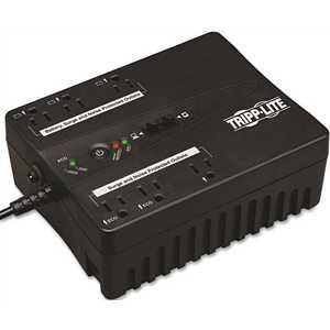 Tripp Lite TRPECO350UPS 6-Outlet Eco Series Green 350VA UPS 120-Volt with USB, RJ11